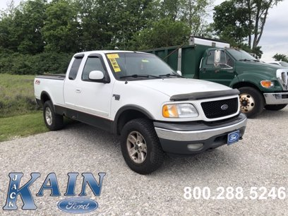 Photo Used 2003 Ford F150 XLT for sale