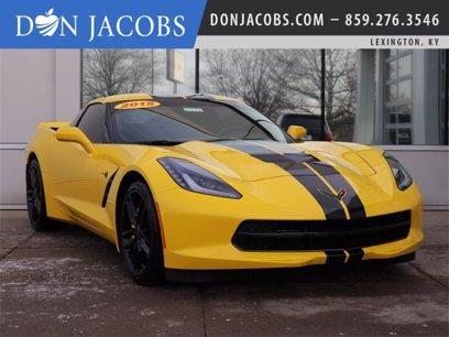 Photo Used 2015 Chevrolet Corvette Stingray Coupe for sale
