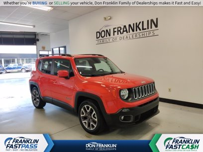 Photo Used 2015 Jeep Renegade FWD Latitude for sale