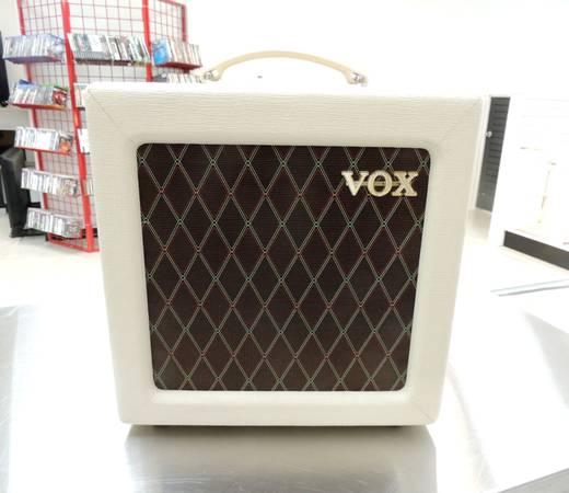 Photo VOX AC4TV 10quot 4-Watt Amp - $225 (Lexington)