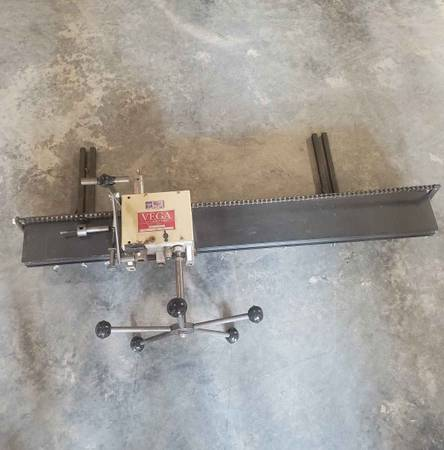 Photo Vega D36 lathe duplicator - $500 (Richmond)