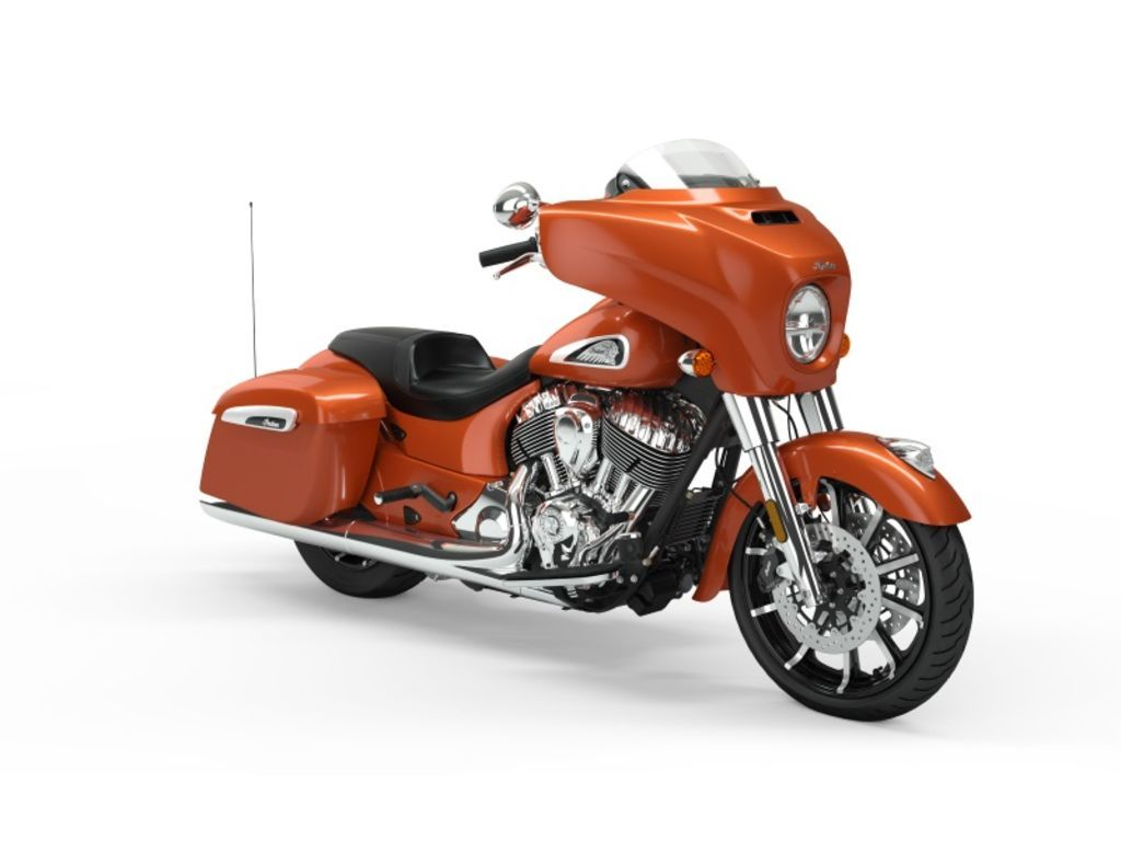Photo 2019 Indian Motorcycle Chieftain Limited Icon Series Burnt Orange Metallic $28499
