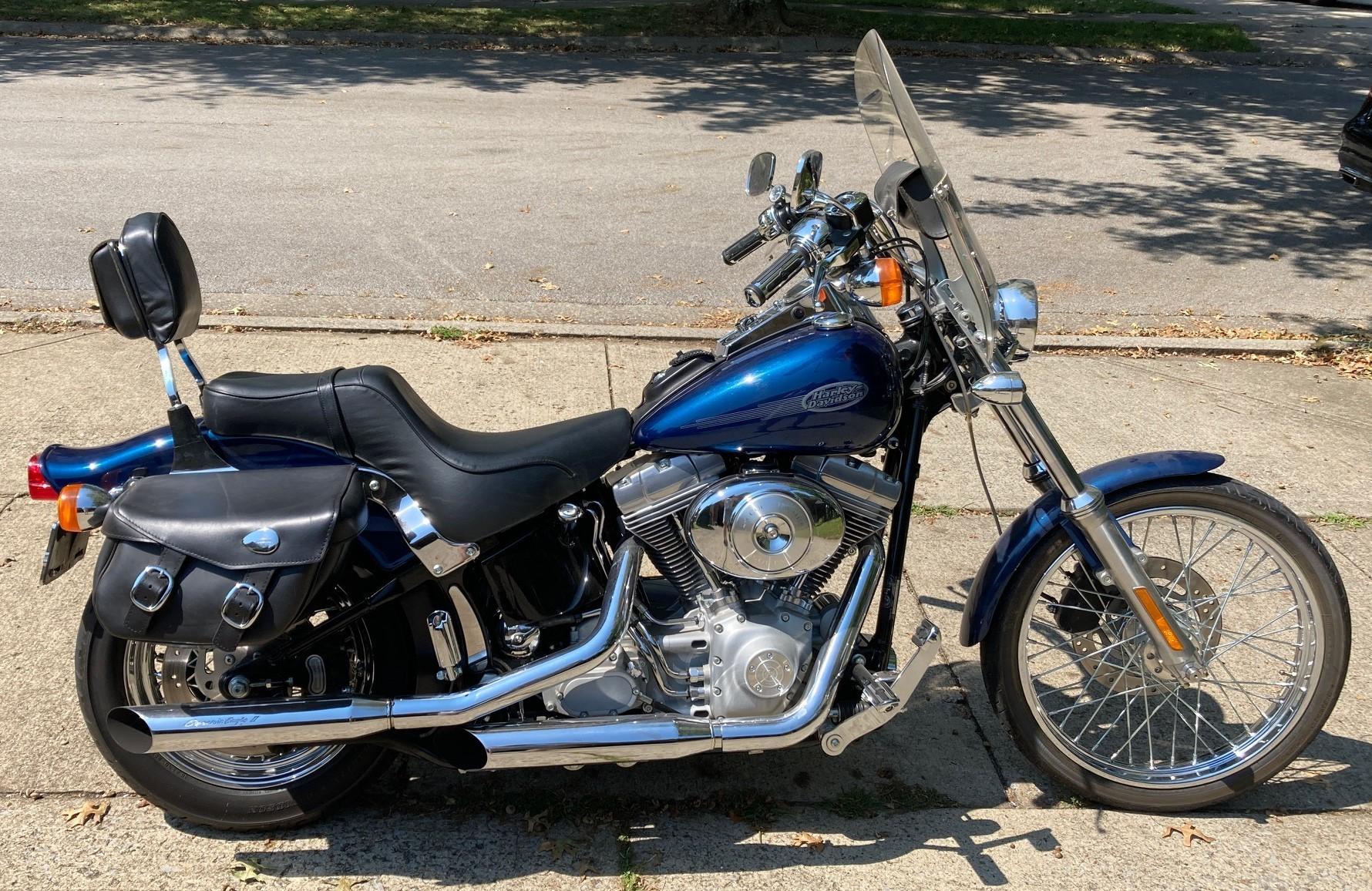 Photo 2000 Harley-Davidson SOFTAIL STANDARD $5995151.67151.67