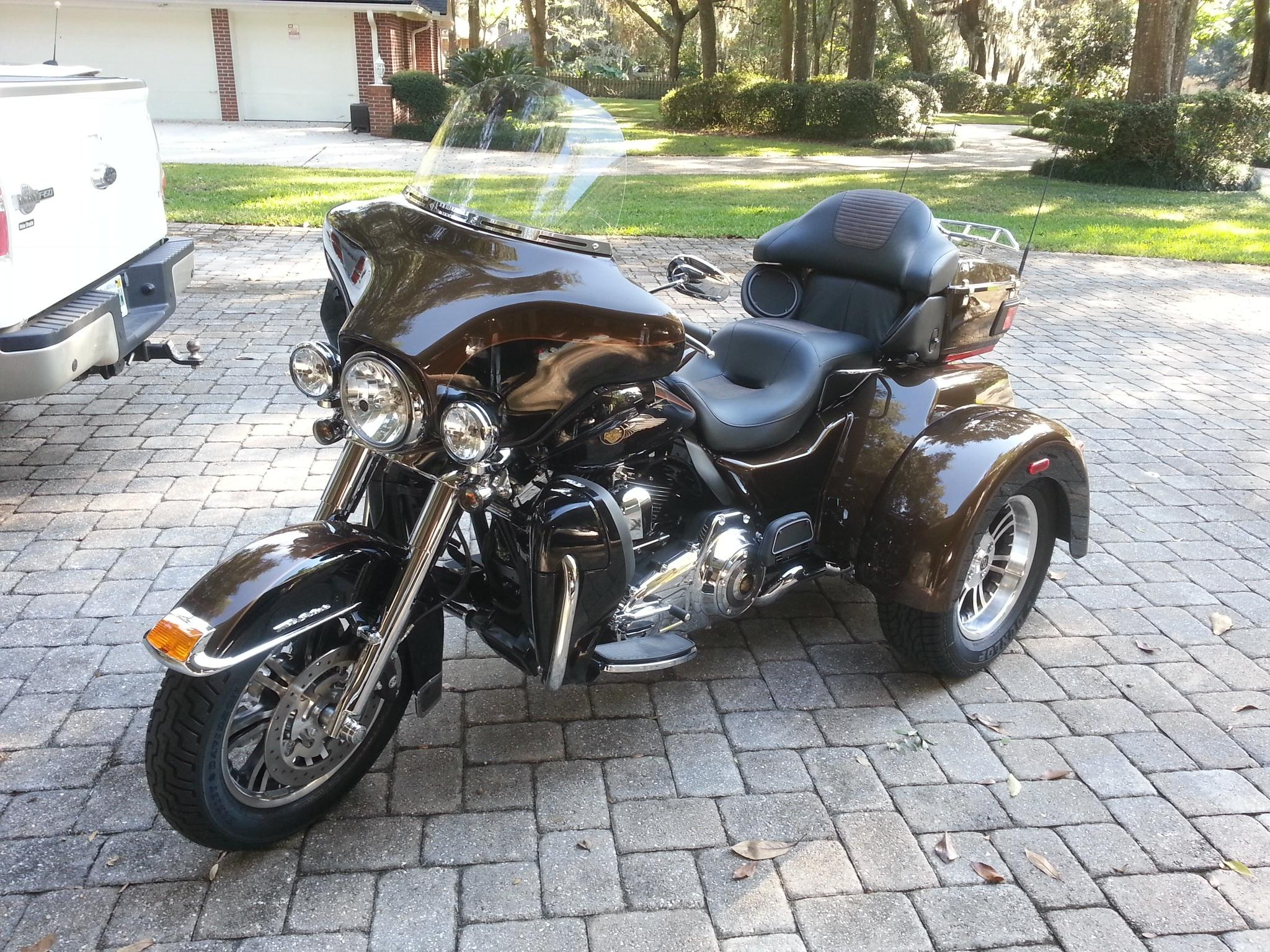 Photo 2013 Harley-Davidson TRI GLIDE ULTRA CLASSIC $415.00415.00