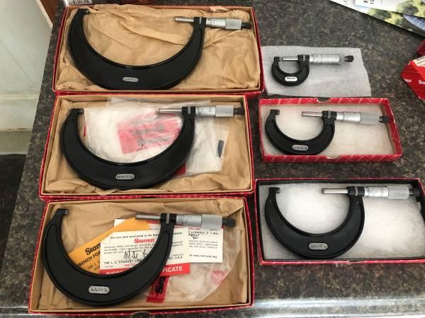 Photo machinist tools - $1 (Springfield KY)