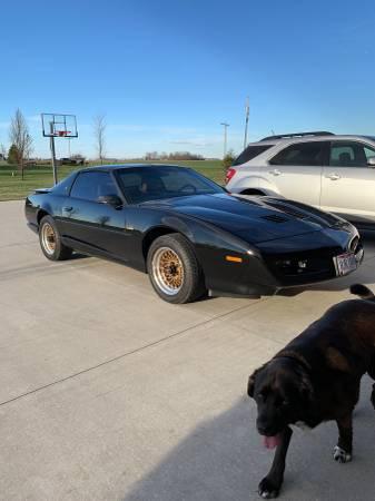 Photo 1991 Pontiac Firebird Trans Am GTA - $10500 (Leipsic)