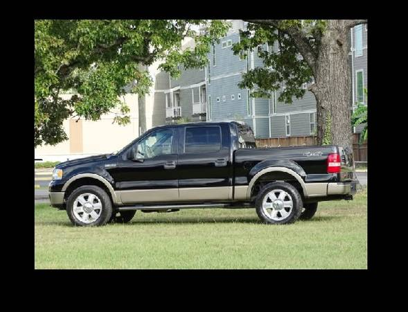 Photo 2006 Ford F-150 Lariat Nitto Ridge Grappler - $1,400
