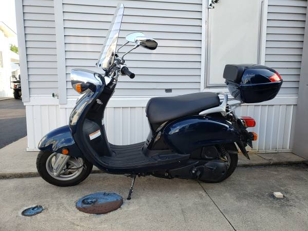 Photo 2006 Yamaha Vino 125 scooter - $1,500 (Russell39s Point)