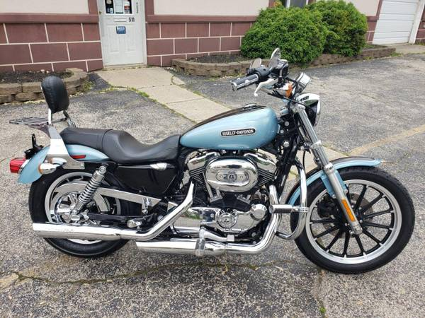 Photo 2007 HARLEY-DAVIDSON XL1200L SPORTSTER - Like new condition - $5,499 (Williams Vintage Cycle - Xenia, OH)