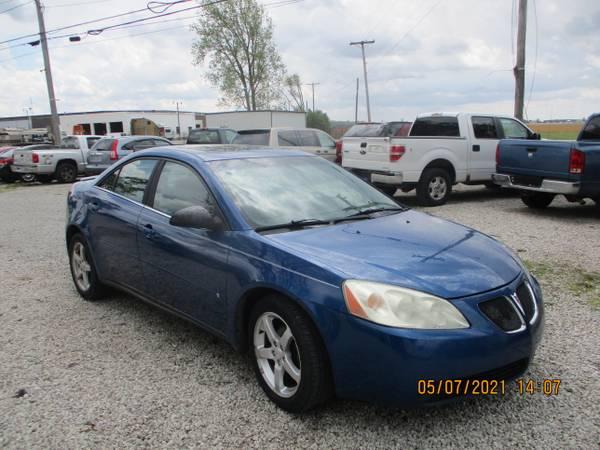 Photo 2007 PONTIAC G6 BLUE NICE - $2,995 (PRESTIGE FAMILY CARS 7444 FREMONT PIKE PERRYSBURG,OH)