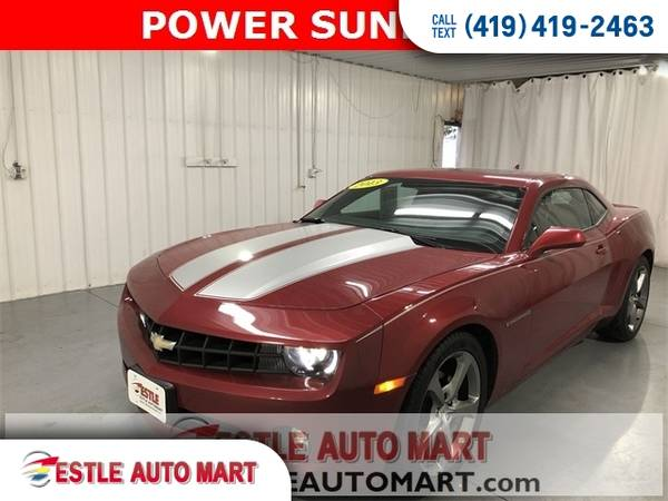 Photo 2013 Chevrolet Camaro Coupe Chevy 2d Coupe LT1 Camaro - $14126 (2013 Chevrolet Camaro 2d Coupe LT1)