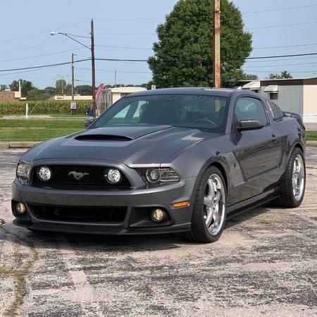 Photo 2013 ROUSH Stage 3 Mustang - $42,000 (Fostoria)