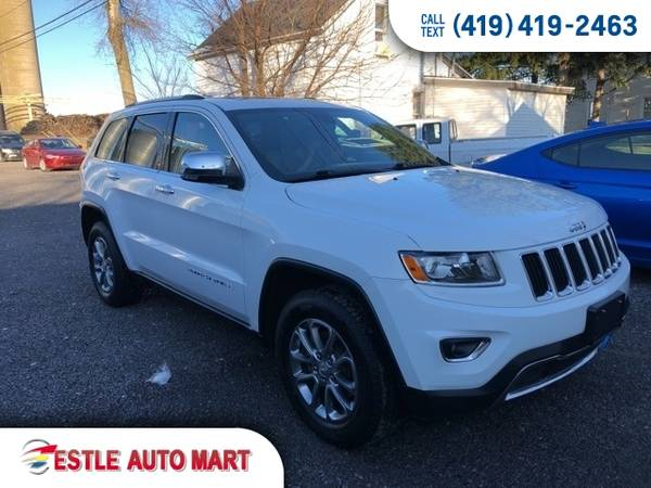 Photo 2014 Jeep Grand Cherokee 4d SUV 4WD Limited SUV Grand Cherokee Jeep - $16,532 (2014 Jeep Grand Cherokee)