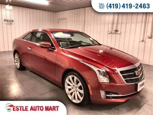 Photo 2017 Cadillac ATS Coupe Coupe ATS Coupe Cadillac - $24477 (2017 Cadillac ATS Coupe)