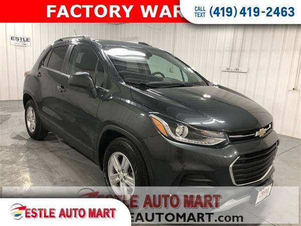 Photo 2018 Chevrolet Trax SUV Chevy 4d SUV FWD LT Trax - $13,225 (2018 Chevrolet Trax 4d SUV FWD LT)
