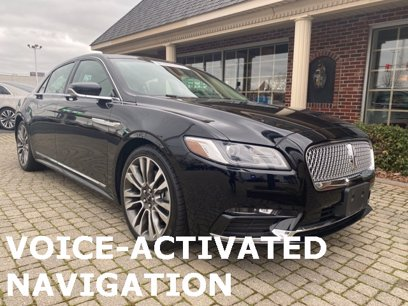 Photo Certified 2017 Lincoln Continental AWD Select for sale