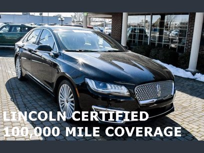 Photo Certified 2017 Lincoln MKZ Reserve AWD for sale