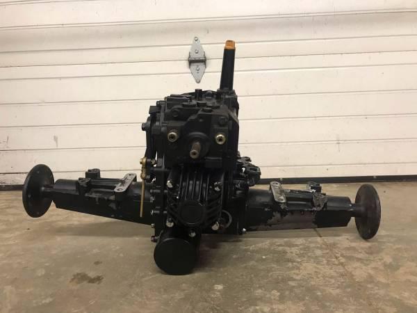 Photo John Deere 425-445-455 Garden Tractor Parts