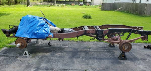 Photo K5 Blazer Chassis - Trade - $1,000 (Lima)