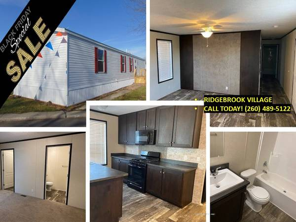 Photo New 3 BR 2 BA Homes For Sale....Call Today (Fort Wayne)