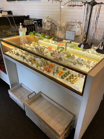 Photo Retail Display Cases (Yellow Springs)