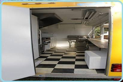Photo ...The 2011 Gwen Catering Fast Food trailer In great condition... - $800 (lima-findlay)