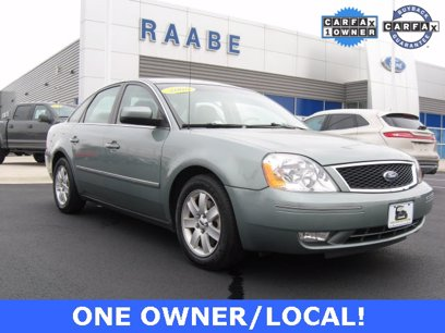 Photo Used 2006 Ford Five Hundred SEL for sale