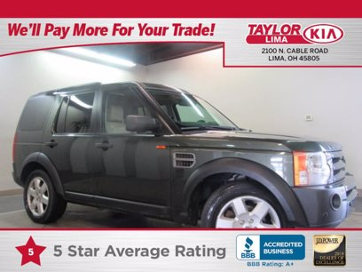 Photo Used 2008 Land Rover LR3 HSE for sale