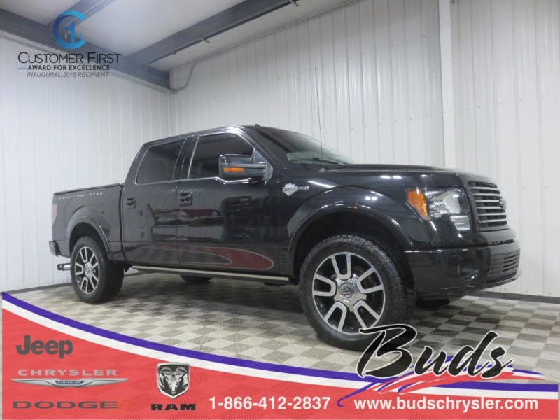 Photo Used 2010 Ford F150 Harley-Davidson for sale