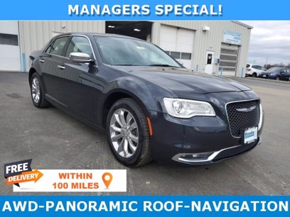 Photo Used 2016 Chrysler 300 C AWD for sale