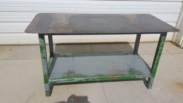 Photo Welding Table - $150