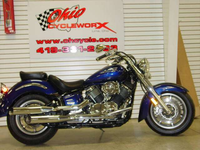 Photo 2005 Yamaha V Starxc2xae 1100 Classic $6999