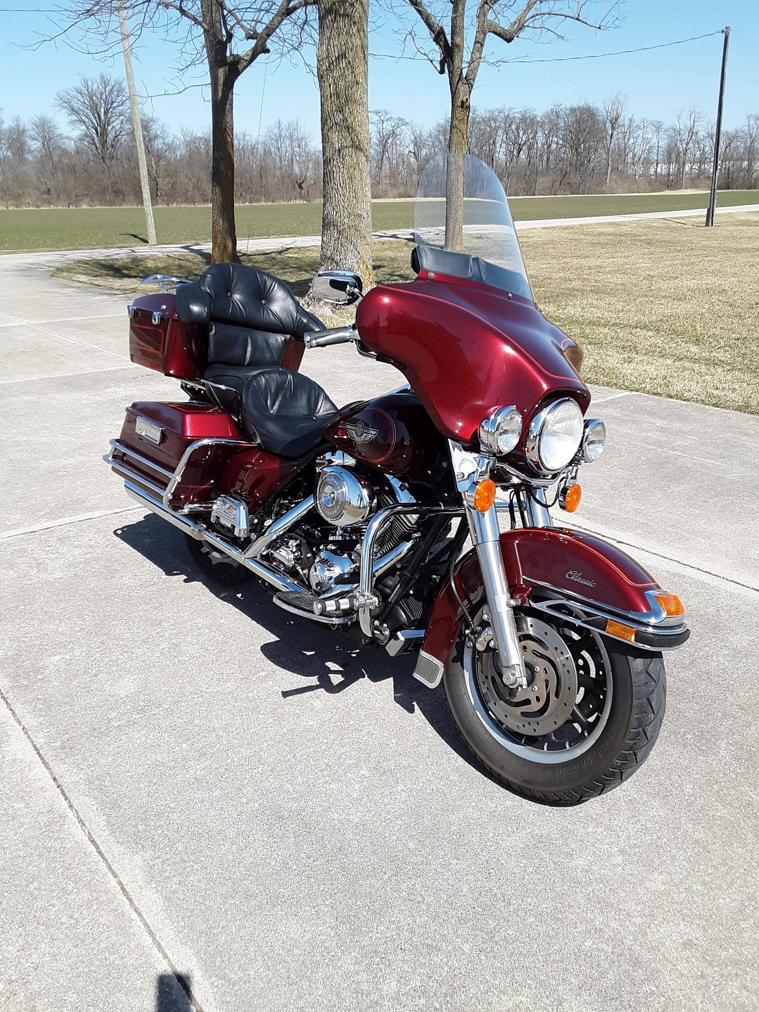 Photo 2003 Harley-Davidson ELECTRA GLIDE CLASSIC $169.60169.60