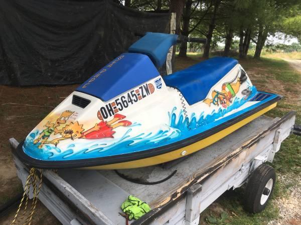 Photo sea doo jet ski - $1,200 (bremen)