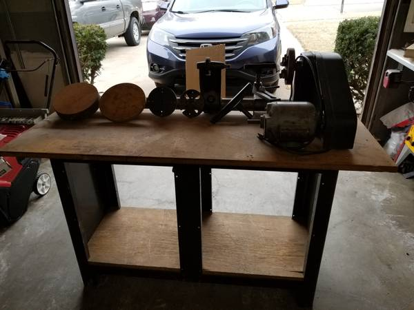 Photo 12quot Craftsman Wood Lathe - $200 (Lincoln)