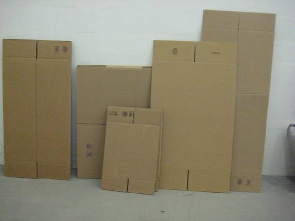 Photo 15 Large brand new boxes for sale - $12 (Southeast Lincoln)