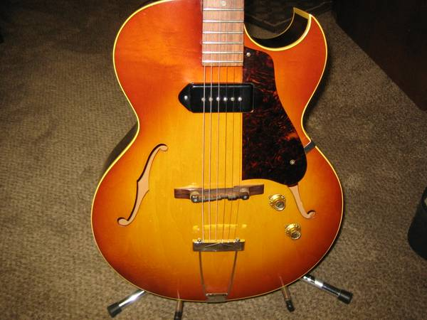 Photo 1966 Gibson ES-125C - $3,795 (lincoln)