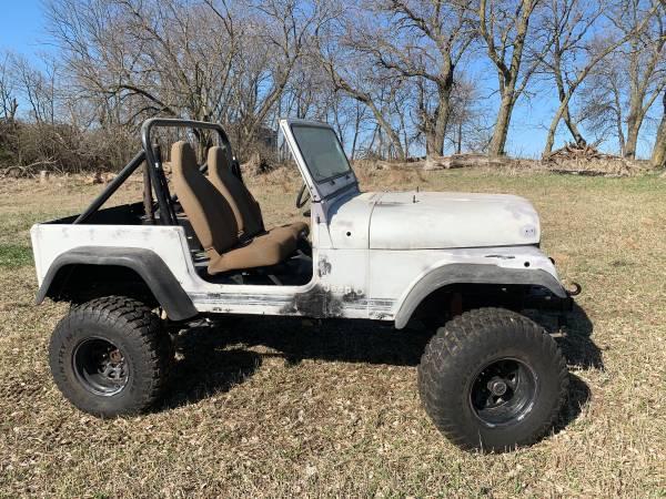 Photo 1981 Jeep CJ7 - $5000