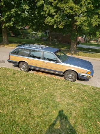 Photo 1989 Buick Century Station Wagon - $2,400 (Lincoln)