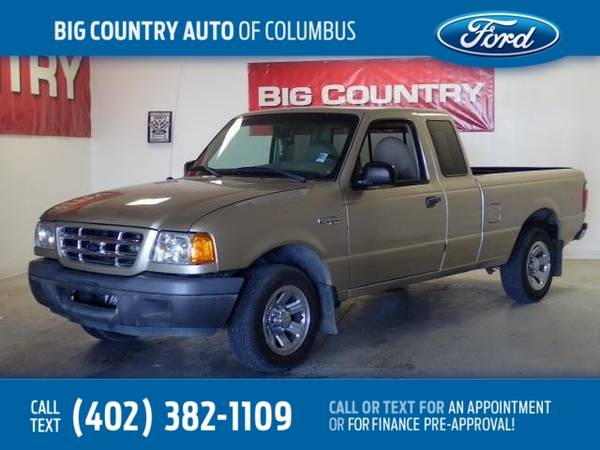 Photo 2002 Ford Ranger 2dr Supercab 3.0L XL (_Ford_ _Ranger_ _Truck_)