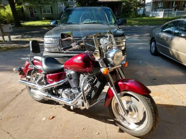 Photo 2007 Honda shadow - $3,500 (Lincoln)