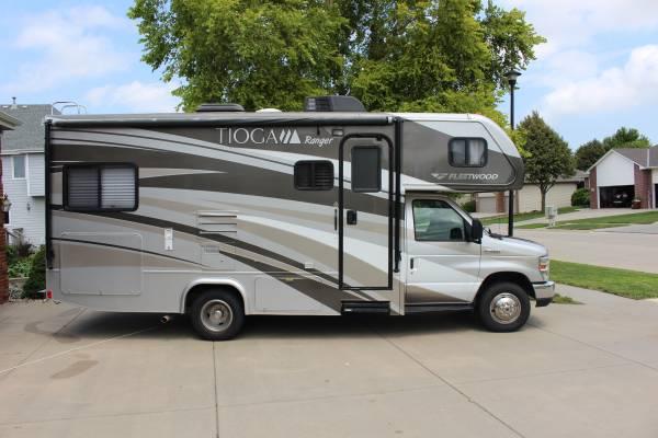 2010 Tioga Ranger 23B - $28000 (Lincoln)   RV, RVs for ...