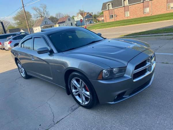 Photo 2012 Dodge Charger RT AWD 83K Fully Loaded - $11500 (Lincoln)