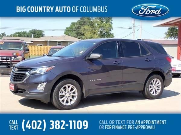 Photo 2018 Chevrolet Equinox AWD 4dr LS w1LS - $17,677 (_Chevrolet_ _Equinox_ _SUV_)