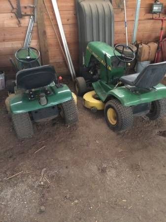 Photo 2-John Deere. 111 - $275 (Malcolm)