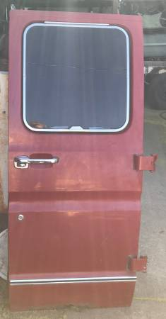 Photo 2 each 1976 Ford Van Doors - Left  Right - $90 (NW Lincoln)