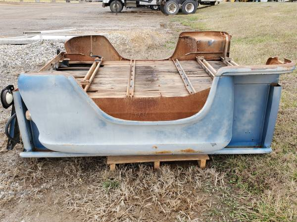 Photo 55-66 GM c10 STEPSIDE BED FROM AZ - $850 (Silver Lake)