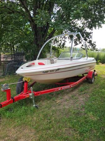 Photo Boat For sale - 2003 Glastron SX195 - $6,500 (Lincoln)
