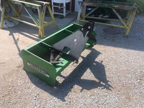 Photo Box scraper blade 48quot - $400 (Gresham)