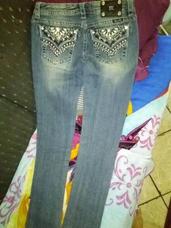 Photo Brand new Miss me jeans - $40 (Lincoln)